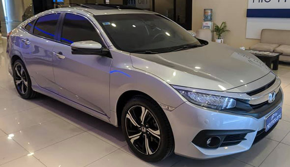 Honda Civic Ext