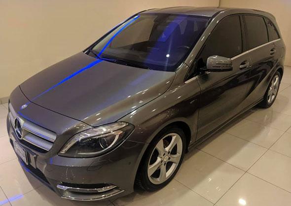 Mercedes Benz B200 Sport