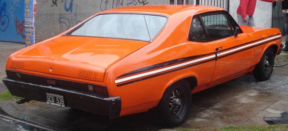 Chevrolet Serie 2 1973