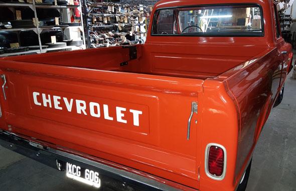 Chevrolet C 10 Brava