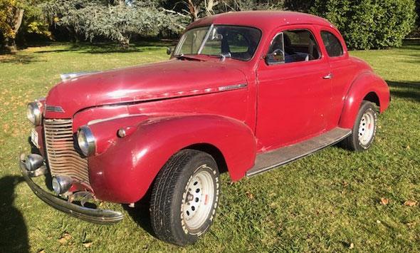 Chevrolet Coupé 1940
