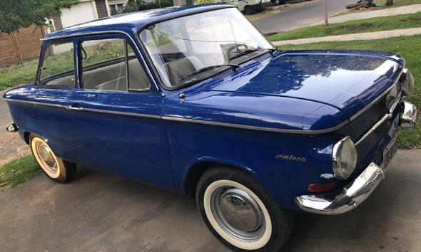 NSU Prinz 4 1963