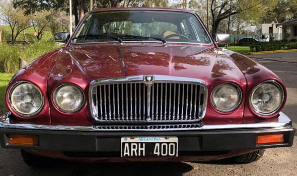 Jaguar 1986 XJ6 Carroceria Sovereign