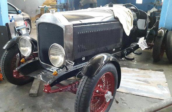 Packard Baquet 1936