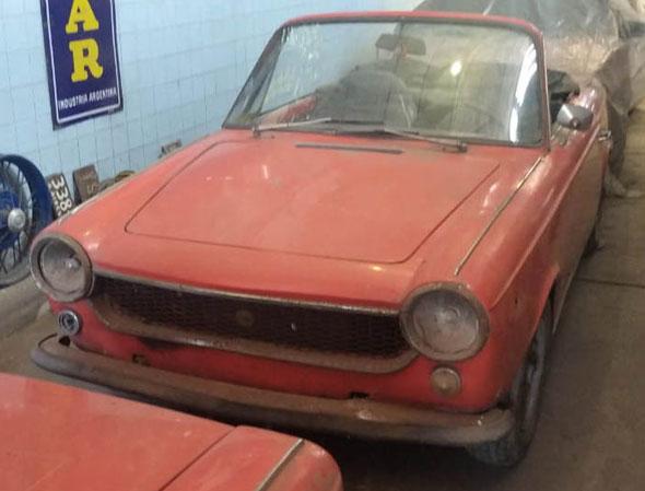 Fiat Coupé 1500 Convertible