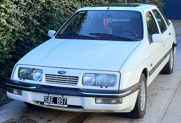 Ford Sierra SX 2.3 1993