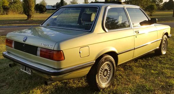 BMW 323i E21