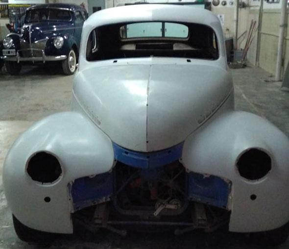 Chevrolet Hot Rod Coupé 1941