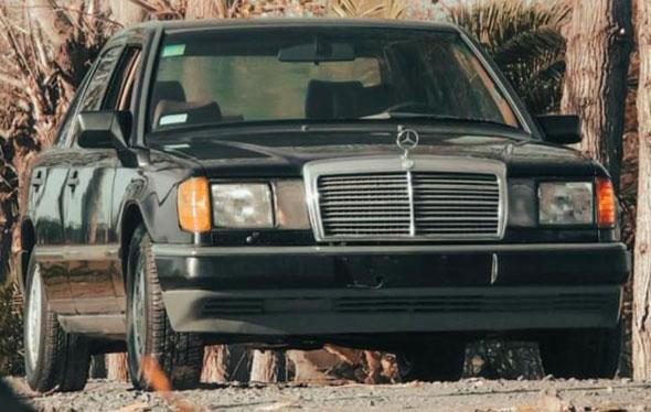 Mercedes Benz 300E 3.0 6 190hp