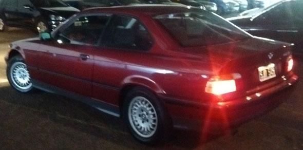 BMW 318 IS Coupé