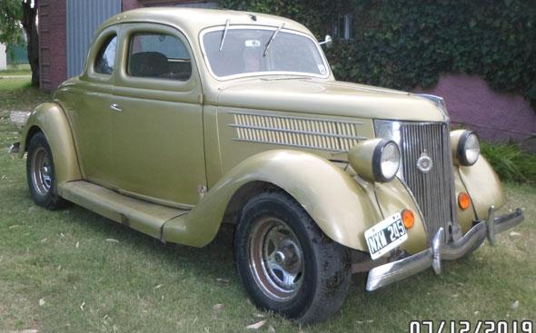 Ford 1936 Coupé