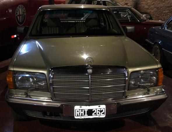 Mercedes Benz SEL 280