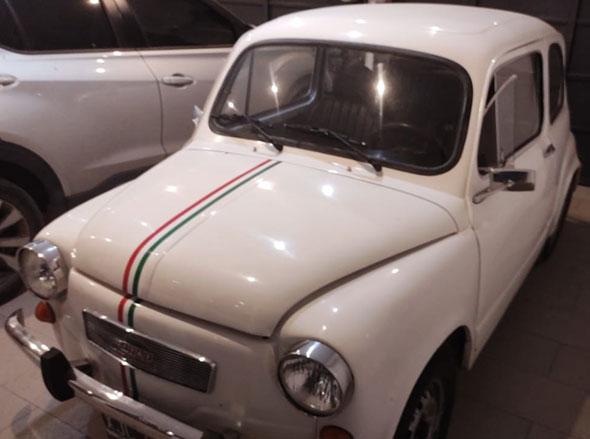 Fiat 600 R 1972