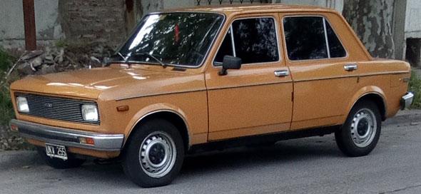 Fiat 128 1100 C