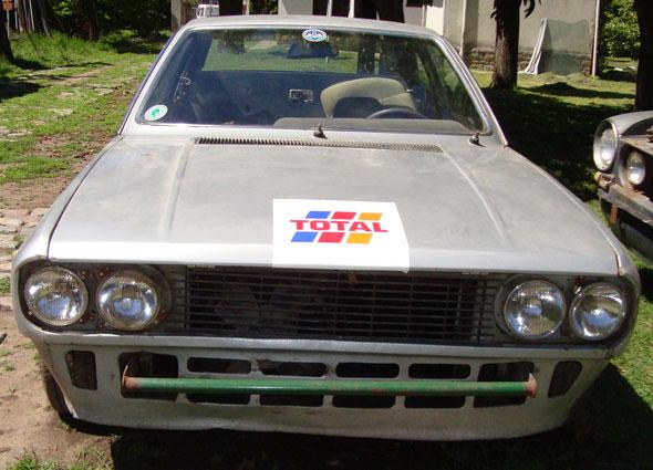 Lancia 1980