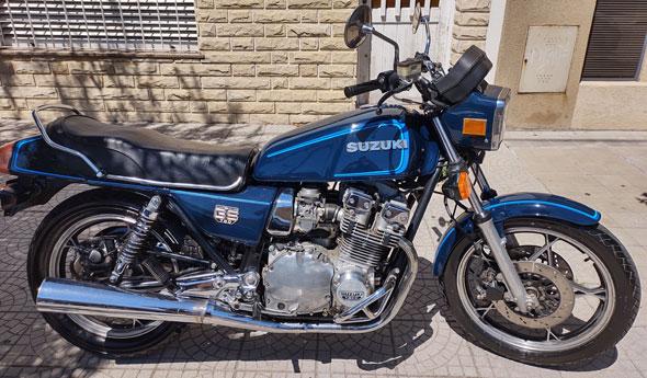 Suzuki GS 750 E