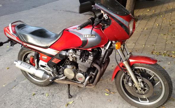 Yamaha Secca XJ 900