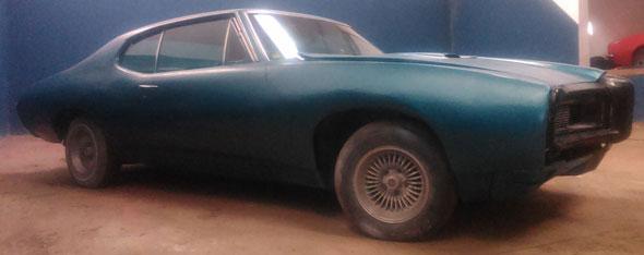 Pontiac GTO Hurst