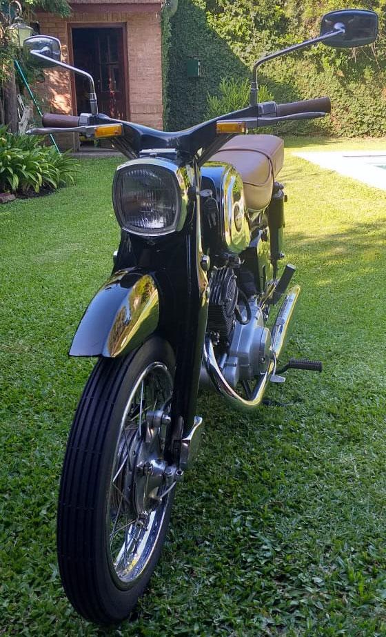 Honda Benly 125