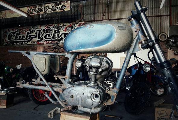 Ducati 125 Super Sport