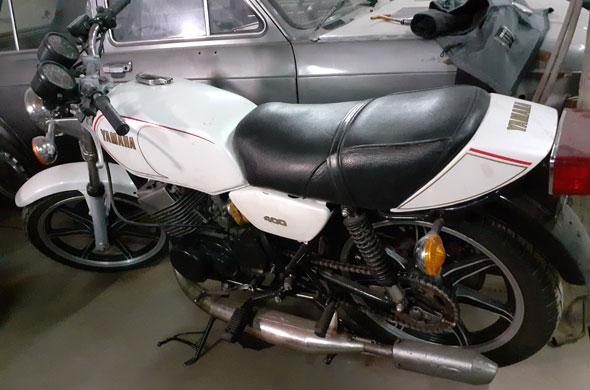 Yamaha Daytona