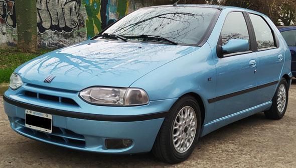 Fiat Palio HL