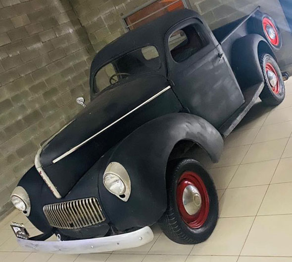 Willys 1940 Pick Up