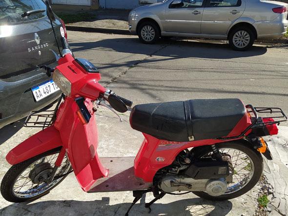 Honda Scoopy 75