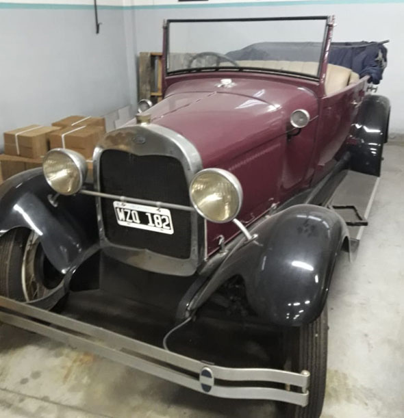 Ford A 1927