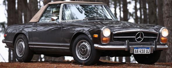 Mercedes Benz 280 SL