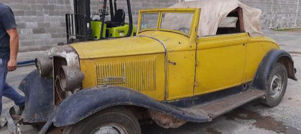 Chrysler 1932 Cabriolet