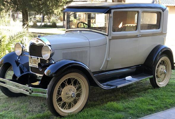 Ford A Tudor 1929