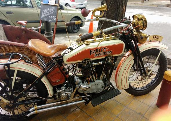 Harley Davidson JE 1919