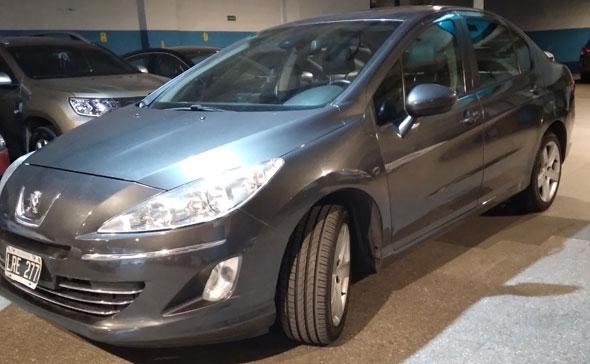 Peugeot 408 Allure Plus 2012