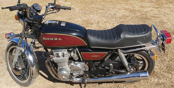 Honda CB650Z