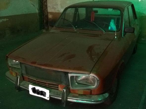 Renault R 12 1972