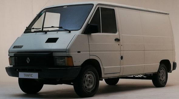 Renault Trafic Motorhome