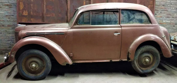 Opel Kadett 1937