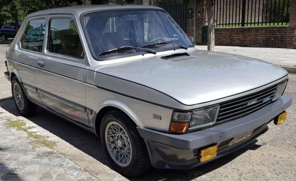 Fiat 147 TR5 Sorpasso IAVA