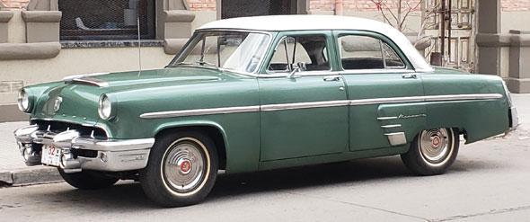 Mercury 1953