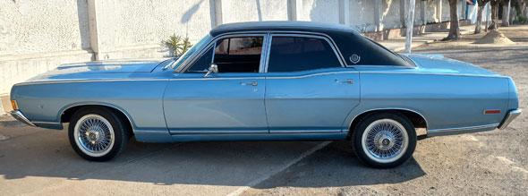 Ford Fairlane V8 Ltd 1977