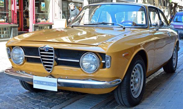Alfa Romeo Giulia GT Junior Bertone