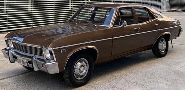 Chevrolet Chevy 1969