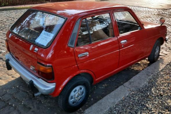 Daihatsu Max Cuore L40