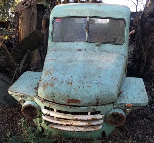 Rastrojero Diesel 1960