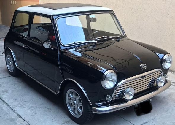 Austin Mini HL 1000