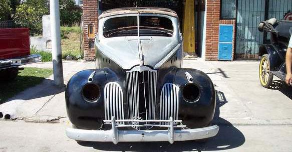 Packard Coupé 1941