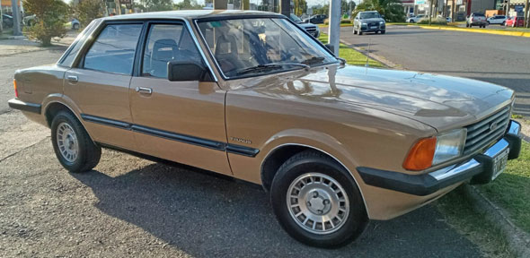 Ford Taunus L 1983