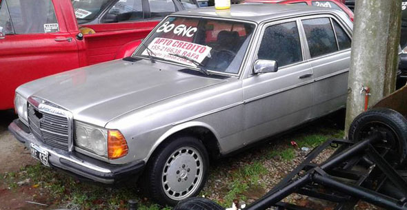 Mercedes Benz 230 E 1980