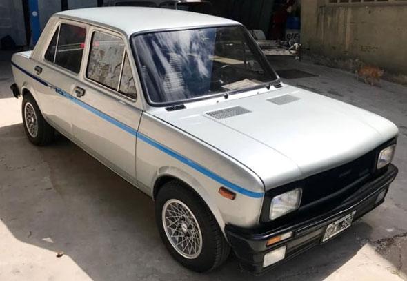 Fiat 128 Europa IAVA